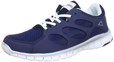 Kappa FOX Footwear unisex, Unisex-Erwachsene Sneakers, Blau (6710 navy/white), 36 EU (3.5 Erwachsene UK)