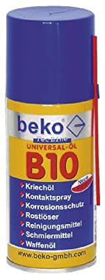 Beko TecLine B10 2985150 Universal-Öl Spray 150 ml 2er Blister von Beko bei Lampenhans.de