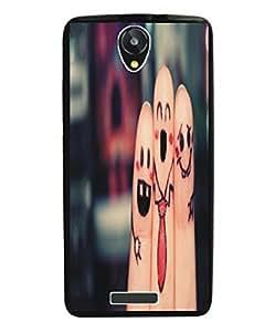 Techno Gadgets Back Cover for Xolo Q5