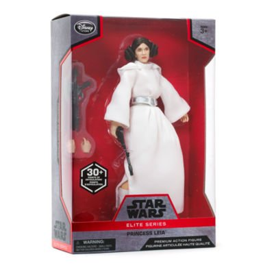 Offizielle Disney Star Wars Prinzessin Leia Star Wars Elite Collection Abbildung