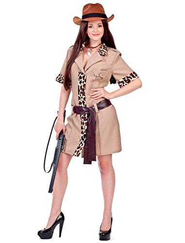 id Safari Dame L (Safari Frau Kostüm)