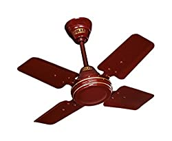 Polar 75 W Ceiling Fan (Brown)