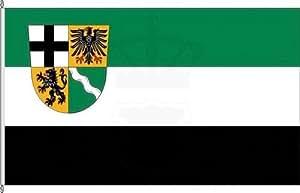 Bannerflagge Landkreis Ahrweiler - 150 x 400cm - Flagge und Banner