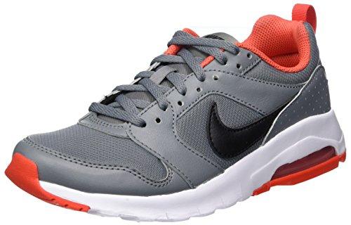 Nike Jungen 869954-002 Turnschuhe Grau (Cool Grey / Black / Max Orange)