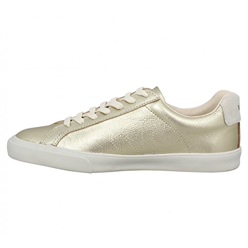 VEJA Esplar, Baskets Basses mixte adulte Or