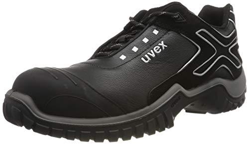 Uvex S3 Sicherheitsschuhe Xenova NRJ 6922 40 Schwarz