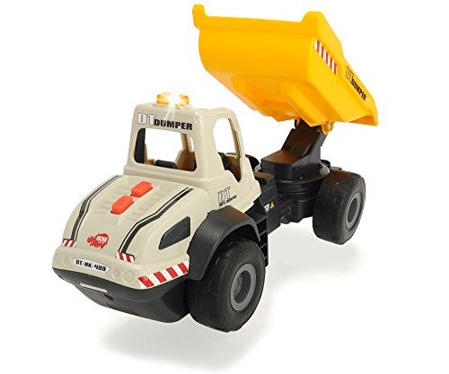 Dickie Toys - 203726002 - Tombereau - Dump Truck - 35 cm