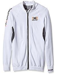 X-Bionic Erwachsene Funktionsbekleidung Biking Herren the Trick OW Shirt LG SL Full Zip