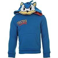 Childrens Sonic il riccio con cappuccio a