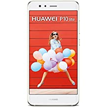 "Huawei P10 lite SIM única 4GB 32GB Color blanco - Smartphone (13,2 cm (5.2""), 32 GB, 12 MP, Android, 7.0, Color blanco)"
