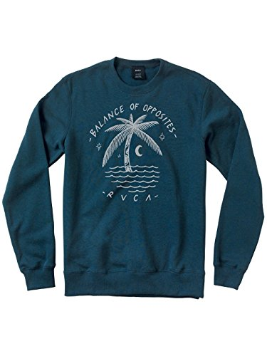 herren-sweater-rvca-palm-moon-crew-sweater