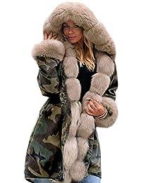 1r4hcu1 Abrigos Abrigo Camel Es De Ropa Mujer Amazon Color n5gqx8Zwnt