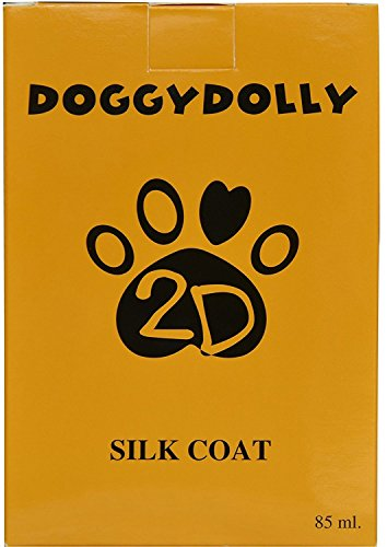 Doggydolly Silk Coat, Dog coat care