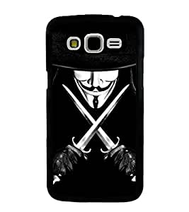 PrintVisa Designer Back Case Cover for Samsung Galaxy J5 (2015) :: Samsung Galaxy J5 Duos (2015 Model) :: Samsung Galaxy J5 J500F :: Samsung Galaxy J5 J500Fn J500G J500Y J500M (Venbetta Sword)