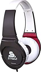 Pioneer SE-MJ721I-T Steez On-Ear Stereo Headphones - Brown