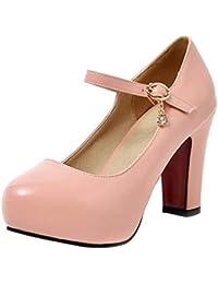 De Avec itDecolte Talon Amazon Pink À Shoes Partir tsrdhQC