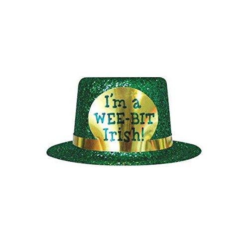 Amscan International 255613 5.4 x 11.7 cm Je suis une Wee Bits irlandais Chapeau