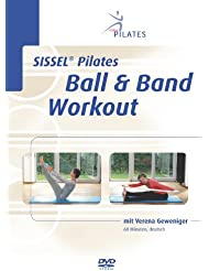 SISSEL Pilates DVD Ball & Band Workout, mehrfarbig