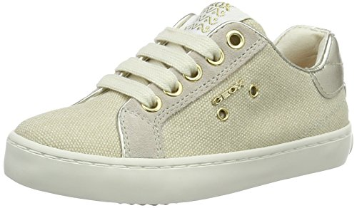 Beige Mädchen Jr Geox top Low beigec5000 Girl Kilwi BqYOR4