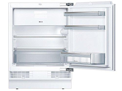 Neff KU226A2 Unterbau-Kühlschrank / 82 cm / A++ / Kühlteil: 108 Liter / Gefrierteil: 15 Liter / Flachscharnier