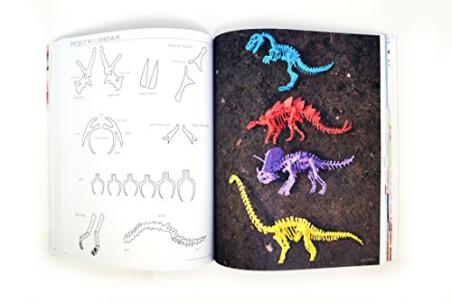 """3Doodler """"What Will You Create?"""" Project Book - 4"""