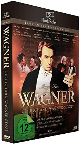 Wagner - Die Richard Wagner Story (Filmjuwelen) Burton Magic
