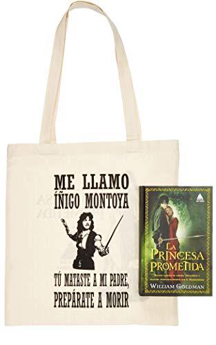 Pack Libro + Bolsa: La Princesa Prometida (Ático de los Libros)