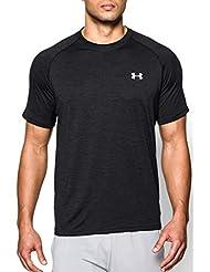 Under Armour Men's Fitness Und Tank Ua Tech Ss Tee Short-Sleeve T-Shirt