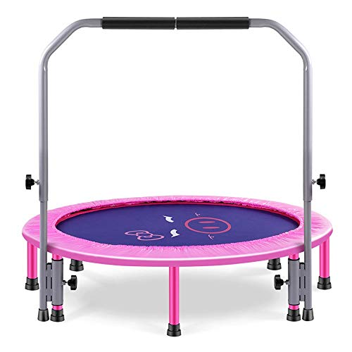 "KY Outdoor Garten Trampolin Mini-Trampolin-Set, 48\""Faltbarer Fitness-Trainings-Türsteher Sport"