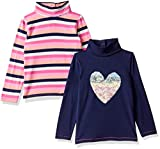 Mothercare Baby Girls  Animal Print Regular Fit T-Shirt (Pack of 2) e97d456f9