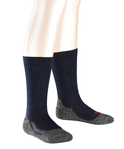 Preisvergleich Produktbild FALKE Active Warm Kinder Socken marine (6120) 35-38