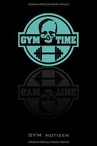 Gym Notizen: Bodybuilding Tabellen und Diagramme, Trainingstagebuch, Fitness Logbuch, Fitnessjournal. Format ca. A5, 120 Seiten mit praxisbewährten ... und Eintragen von Trainingsfortschritten.