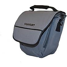 Tamron Mega Zoom bolso de cámara SLR gris para Nikon D7200D810A D5500D750D810D3300D5300D610D7100D5200D600/Canon EOS 760d 750d 1200d 700d 650d 60Da 1100d 600d/Sony Alpha SLT-A77VK de A683000de