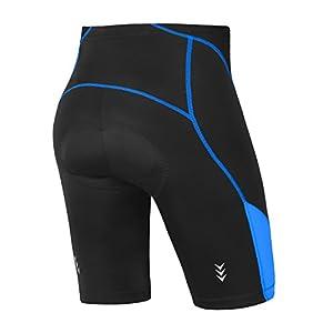 4109rhK0VtL. SS300 INBIKE Intimo Ciclismo Imbottito Elasticizzato Traspirante Asciugatura Box 3D Gel Mutande Uomo Intima Pantaloncini Corti…