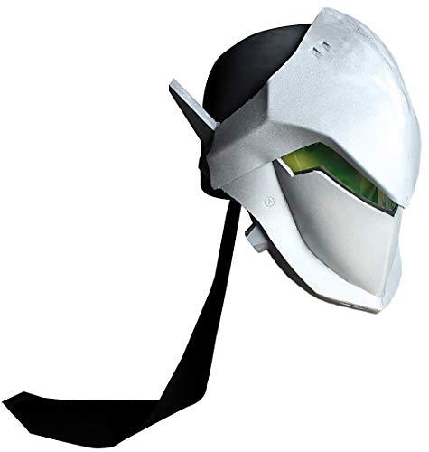 CHIUS Overwatch Cosplay Accessory Cyborg Ninja Genji Shimada Helmet/Mask V1