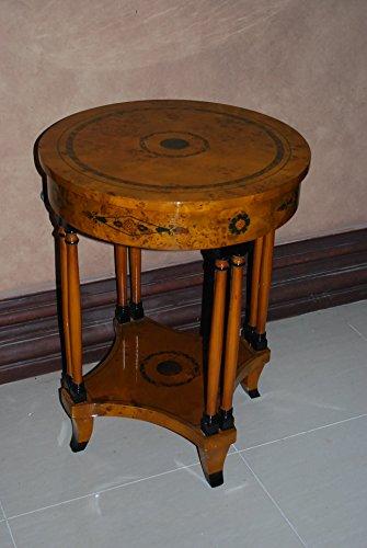 LouisXV Baroque Side Table Antique MoAl1194 de Style