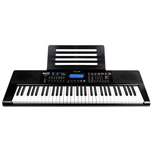 RockJam RJ461AX Teclado piano digital portátil Alexa