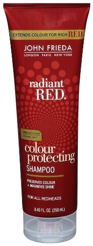 John Freida Radiant Red Shampoo 8.45 oz. by John Frieda (Haar-color-enhancer)