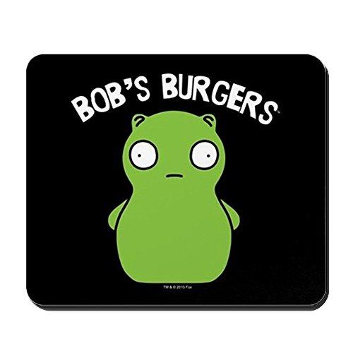 Burger Kuchi KOPI-rutschfeste Gummi Mauspad, Gaming Maus Pad ()