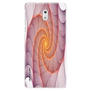 iSweven Eggs design printed matte finish back case cover for Nokia 3