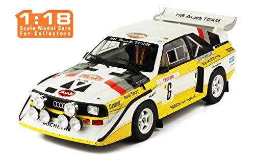 Ixo Audi 1986 Mikkola 1/18
