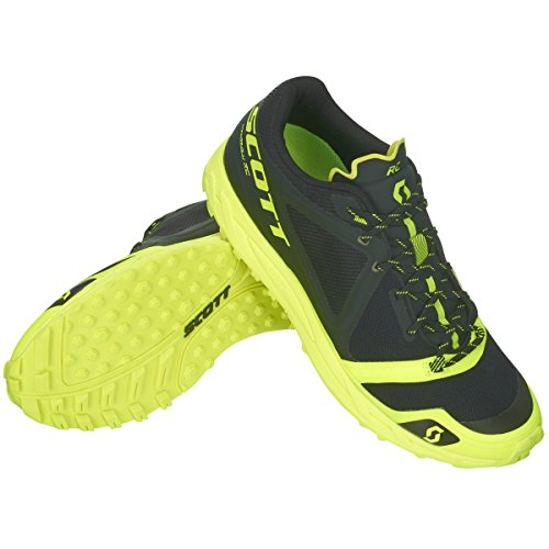Scott, Scarpe da corsa W S Kinabalu RC Black/Yellow 6 nero/giallo