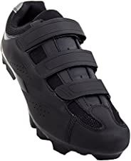 Tommaso Montagna 100 Men's Mountain Bike MTB Spin Cycling Shoe Compatible with SPD Cleats B