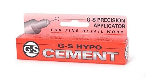 Beadalon JAGSHYPO GS Pr-zisions-Applikator Hypo Cement 1/3 Oz Rohr