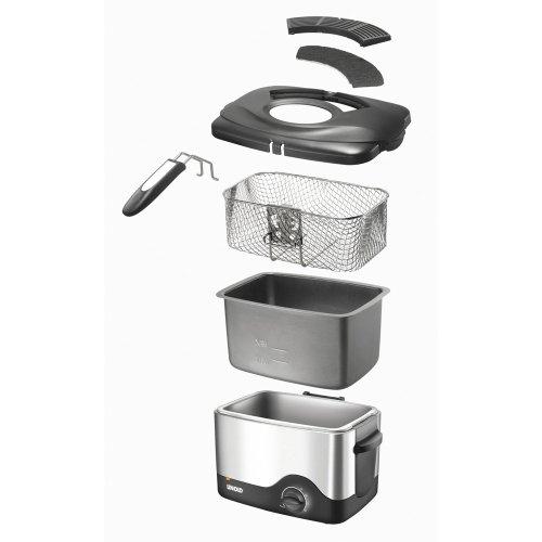Unold 58615 Compact Deep Fryer