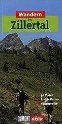 Wandern im Zillertal: 35 Wanderungen mit Karten und Höhenprofilen