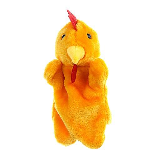 Pollo De Marionetas Animal De La Historieta Del Gallo