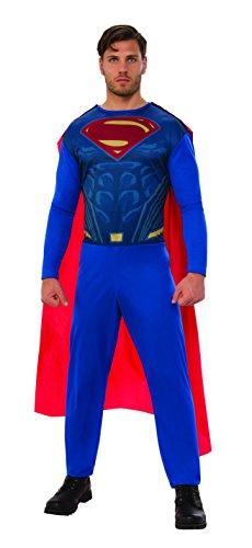 Superman-Kostüm Erwachsene, M (Rubies Spain 820962-m)