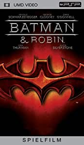 Batman & Robin [UMD Universal Media Disc]