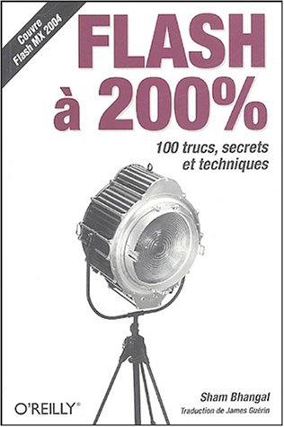 Flash à 200%